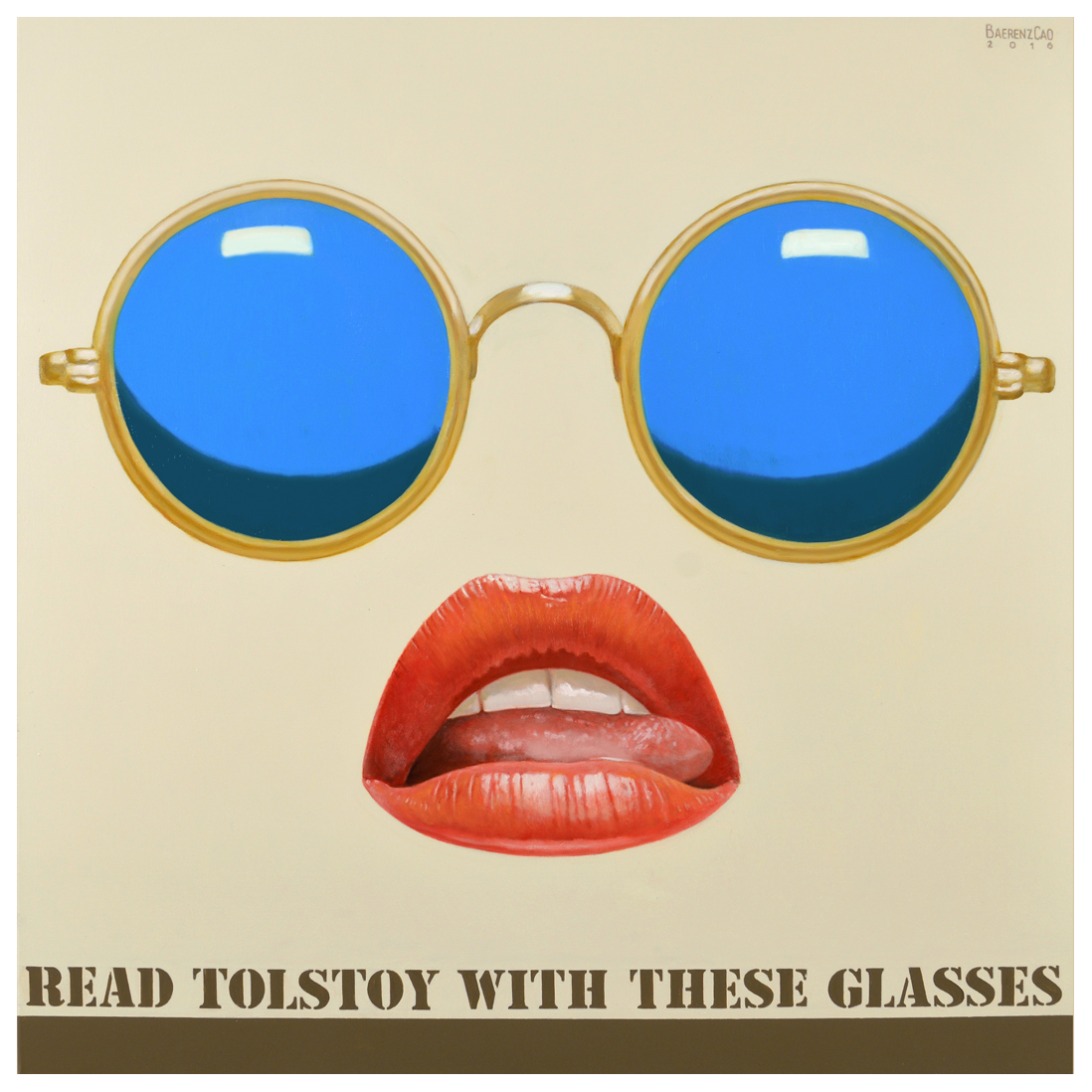 Read Tolstoy With These Glasses
